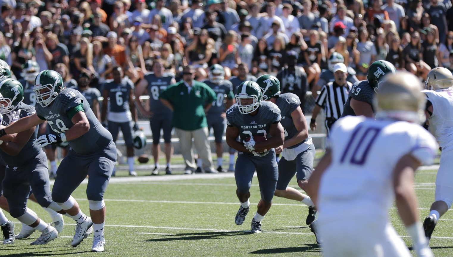 Football Game Notes Vs Carroll College Montana Tech Athletics